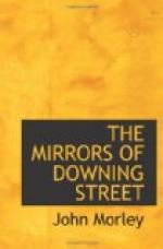 The Mirrors of Downing Street by