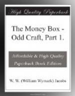 The Money Box by W. W. Jacobs