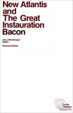 New Atlantis ; and, the Great Instauration by Francis Bacon