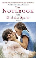 The Notebook by Nicholas Sparks (author)