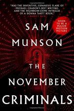 The November Criminals by Sam Munson