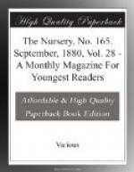 The Nursery, No. 165. September, 1880, Vol. 28 by