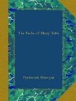 The Pacha of Many Tales by Frederick Marryat
