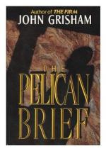 The Pelican Brief by John Grisham