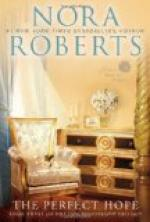The Perfect Hope: Book Three of the Inn BoonsBoro Trilogy by Nora Roberts