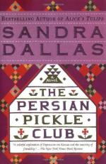 The Persian Pickle Club by Sandra Dallas