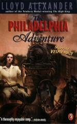 The Philadelphia Adventure by Lloyd Alexander