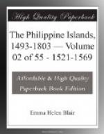 The Philippine Islands, 1493-1803 — Volume 02 of 55 by