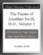 The Poems of Jonathan Swift, D.D., Volume 2 by Jonathan Swift