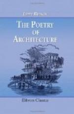 The Poetry of Architecture by John Ruskin