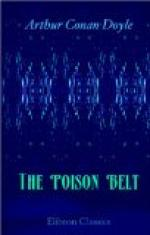 The Poison Belt by Arthur Conan Doyle