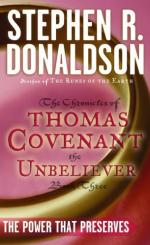 The Power That Preserves by Stephen R. Donaldson