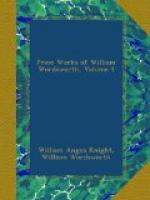 The Prose Works of William Wordsworth by William Wordsworth