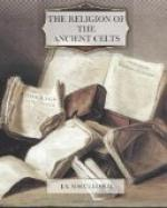 The Religion of the Ancient Celts by