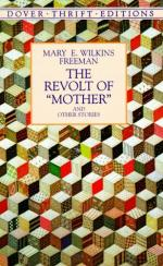 The Revolt of 'Mother' by Mary Eleanor Wilkins Freeman