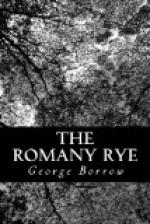 The Romany Rye by George Borrow