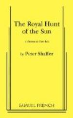 The Royal Hunt of the Sun by