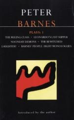 The Ruling Class by Peter Barnes
