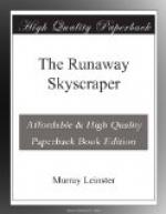 The Runaway Skyscraper by Murray Leinster