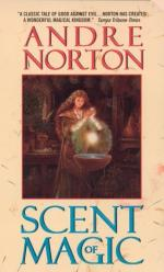 The Scent of Magic by Andre Norton