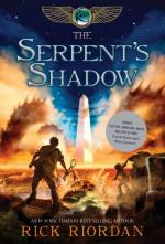 The Serpent's Shadow (2012 novel) by Rick Riordan