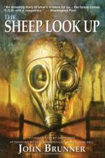 The Sheep Look Up by John Brunner (novelist)