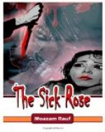 The Sick Rose by