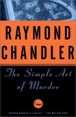 The Simple Art of Murder by Raymond Chandler