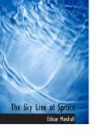 The Sky Line of Spruce by