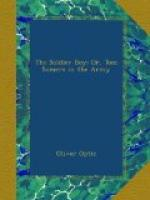 The Soldier Boy; or, Tom Somers in the Army by