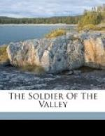 The Soldier of the Valley by
