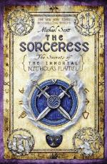 The Sorceress by Michael Scott (Irish author)