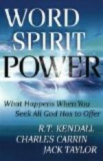 The Spirit and the Word by