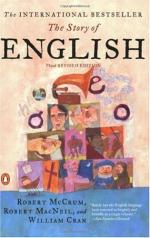 The Story of English by Robert McCrum