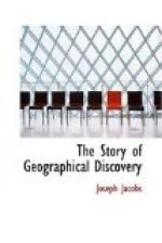 The Story of Geographical Discovery by Joseph Jacobs