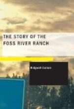 The Story of the Foss River Ranch by