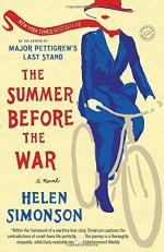The Summer Before the War: A Novel by Helen Simonson