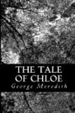The Tale of Chloe by George Meredith