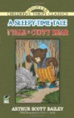 The Tale of Cuffy Bear by Arthur Scott Bailey