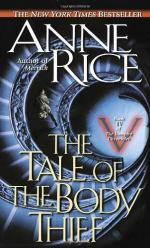 The Tale of the Body Thief by Anne Rice