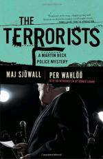 The Terrorists by Sjöwall and Wahlöö