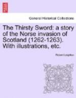 The Thirsty Sword by