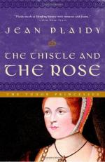The Thistle and the Rose by Eleanor Hibbert and Jean Plaidy