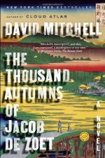 The Thousand Autumns of Jacob de Zoet by David Mitchell (author)