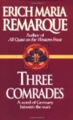 The Three Comrades by