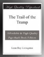 The Trail of the Tramp by