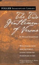 Two Gentlemen of Verona by William Shakespeare