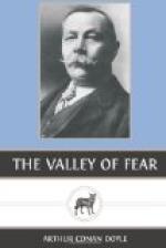 The Valley of Fear by Arthur Conan Doyle
