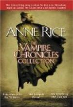 The Vampire Chronicles by