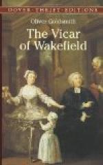 The Vicar of Wakefield by